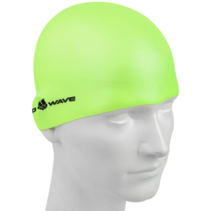 Mad Wave Silicone cap Light BIG Yellow Big size