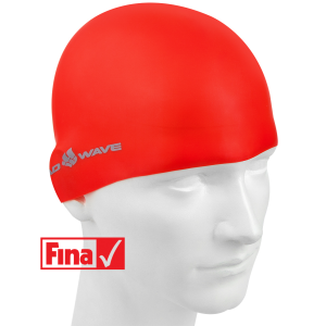 M0535 01 0 05W Silicone cap INTENSIVE, , Red