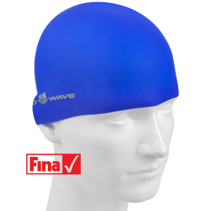 M0535 01 0 03W Silicone cap INTENSIVE, , Navy